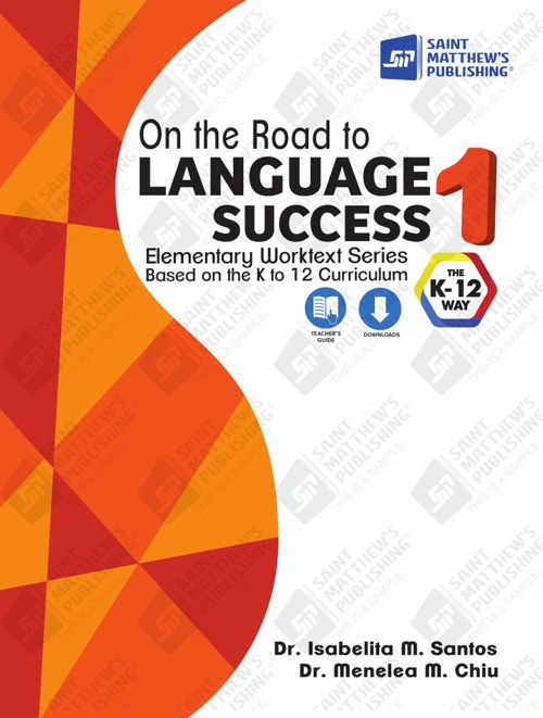 On the Road to Language Success 1