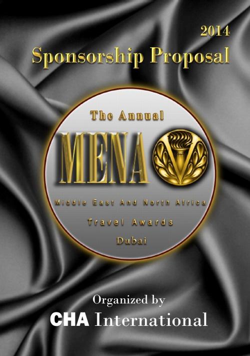 MENA 2014 Sponsorship Opportubity