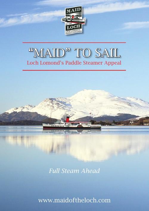 Maid to Sail Brochure
