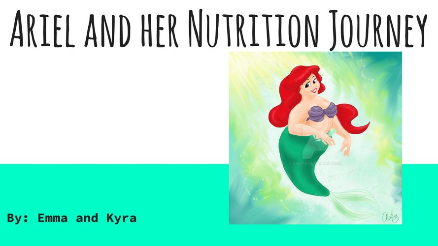 Ariel's changing life story