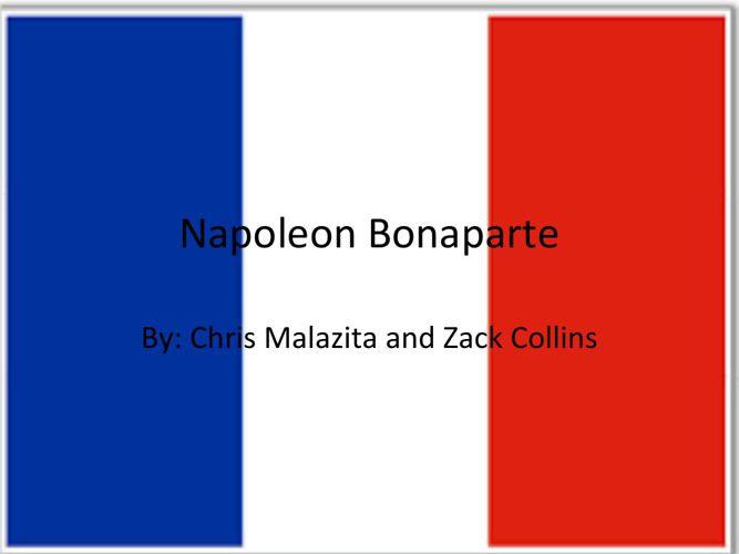 Napoleon Collage