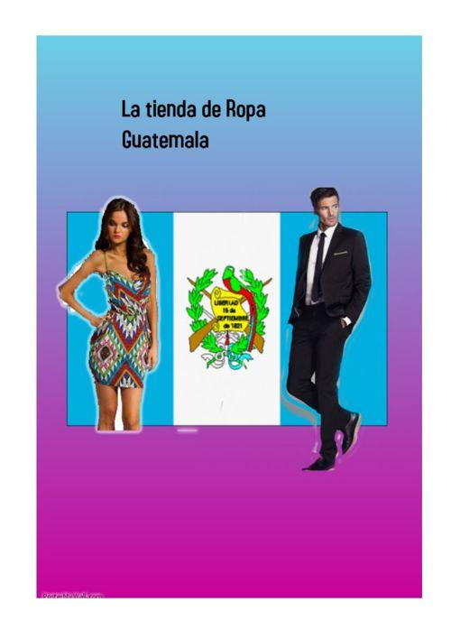 Emily's flip book Guatemala