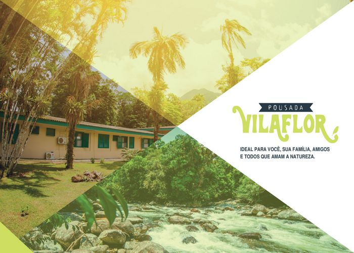 Folder Turismo - VIlaFlor