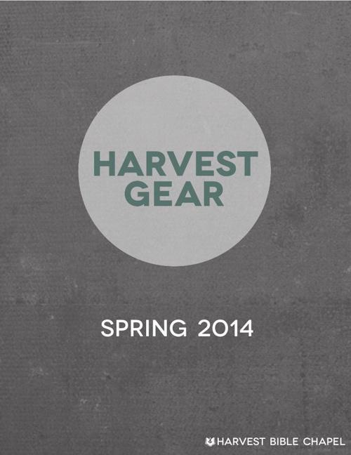 2014 Spring Order