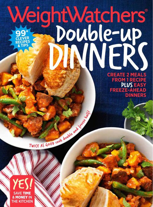 Double up dinners cookbook