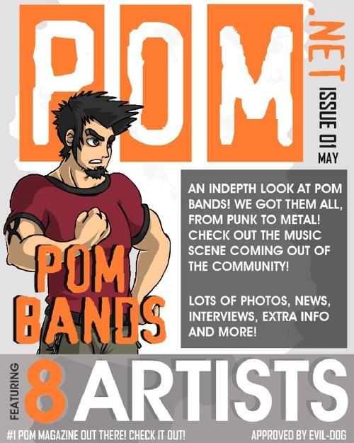 Punk-o-Magazine Issue 01