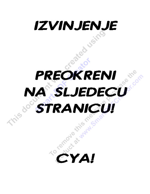 Alda procitaj :)