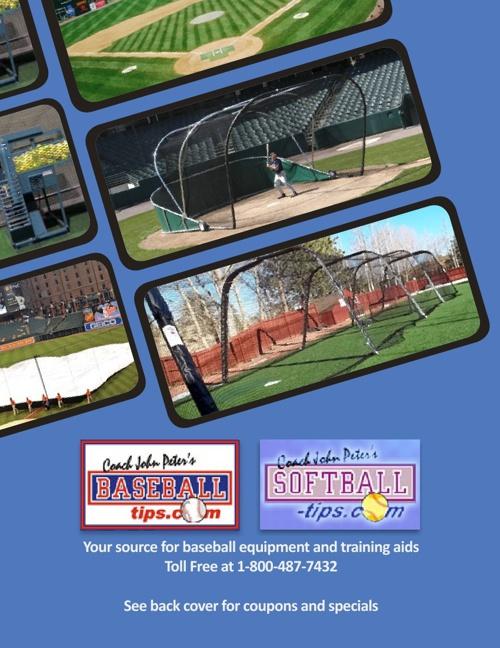 Baseballtips.com and Softballtips.com Winter Catalog