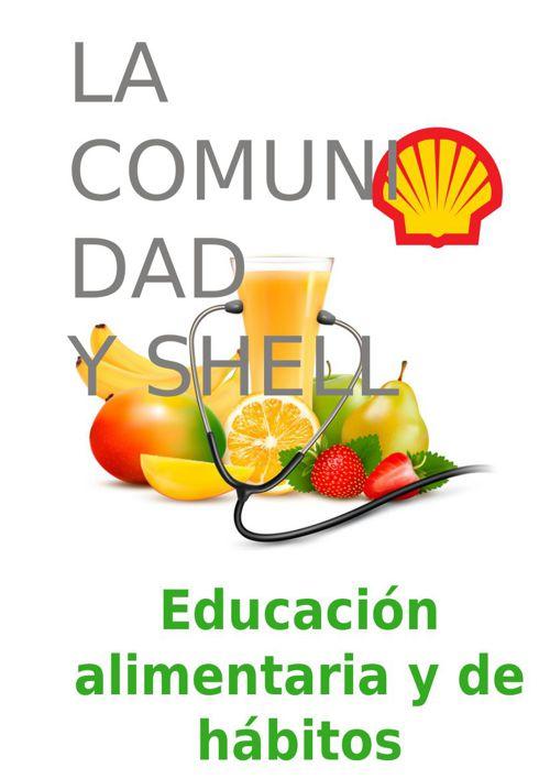 Agustina Moccia/ La comunidad y Shell