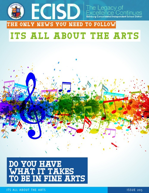 Its All About the Arts Issue 205