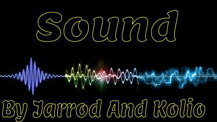 Sound presentation