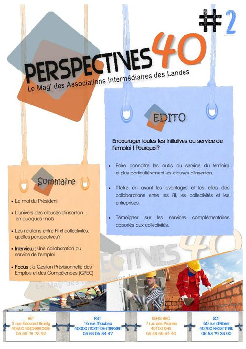 Perspectives 40 #2