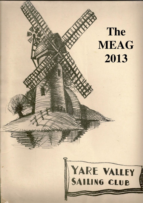 2013 YVSC Meag Year Book