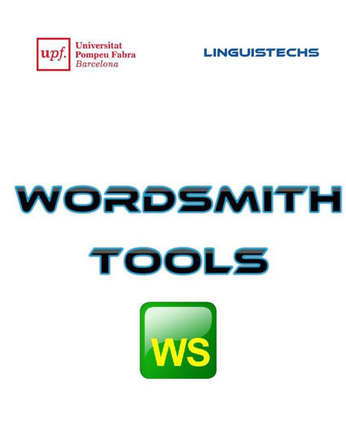 WordSmith Tools - Romana