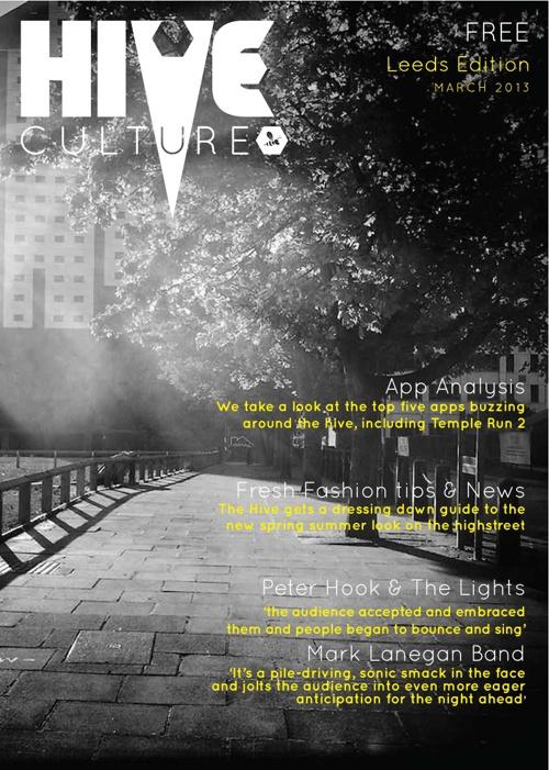 Hive Culture Magazine