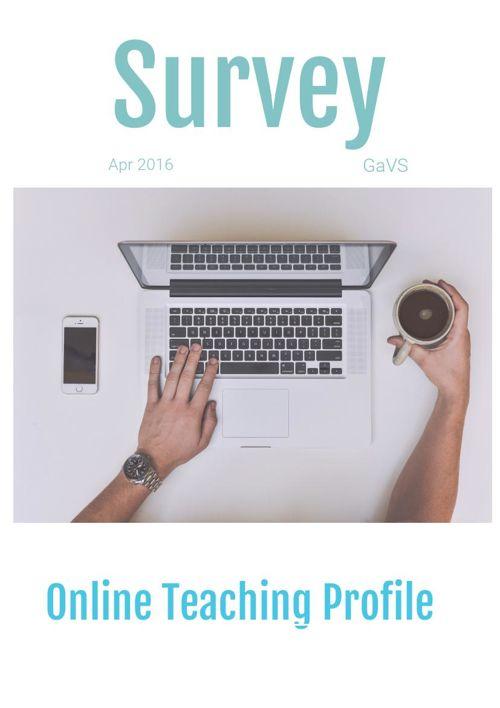 Online teaching Survey Profile