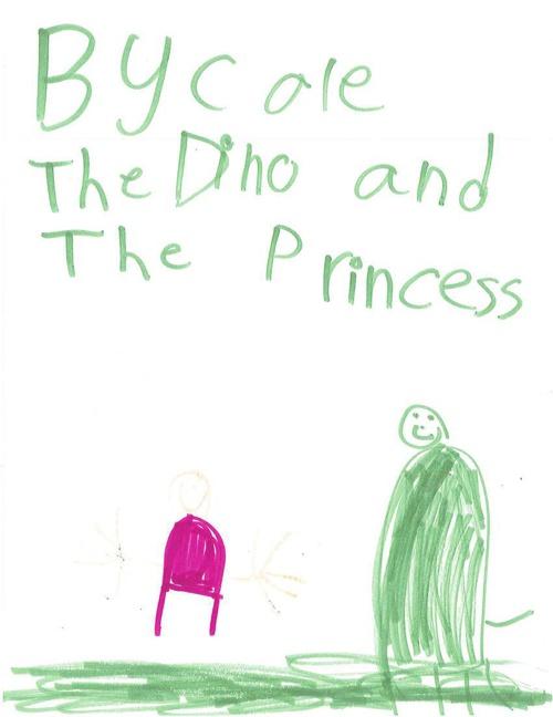 The Dino and the Princess