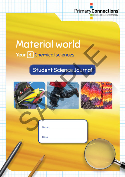Material  world - Student Science Journal