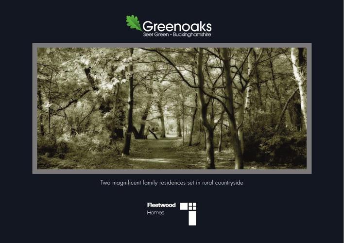 GreenOaks_Brochure