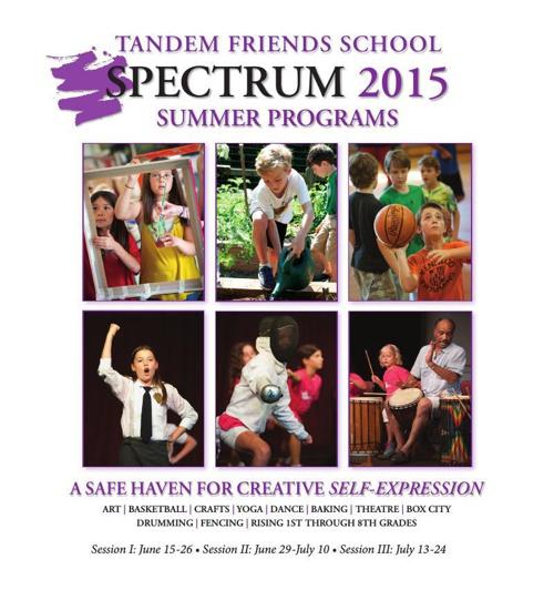 Spectrum catalog 2015