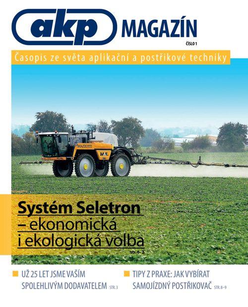 AKP Magazin 1