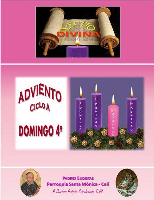DOMNGO 4º DE ADVIENTO A