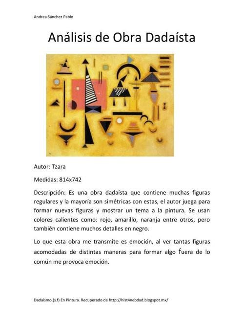 Análisis de Obra2