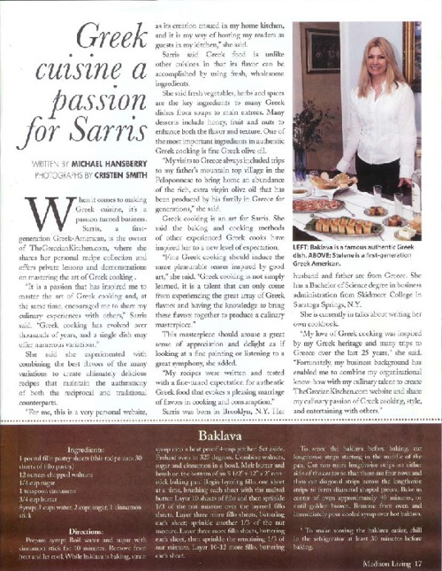 January 2012 Madison Living Magazine