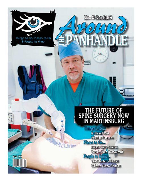 Around The Panhandle | November & December 2017