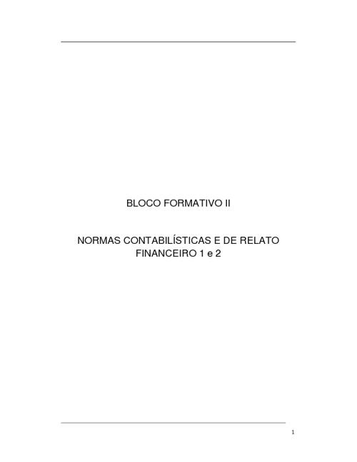 SNC - NCRFs 1 e 2