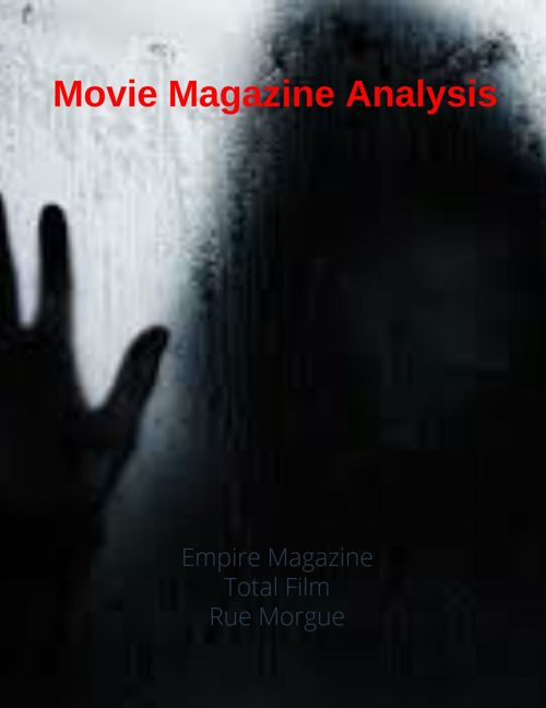 Total Film Magazine Analysis