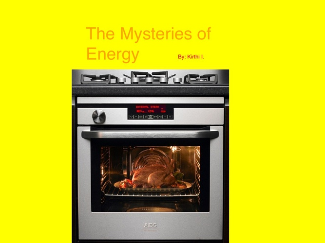 Waldrip The Mysteries of Energy