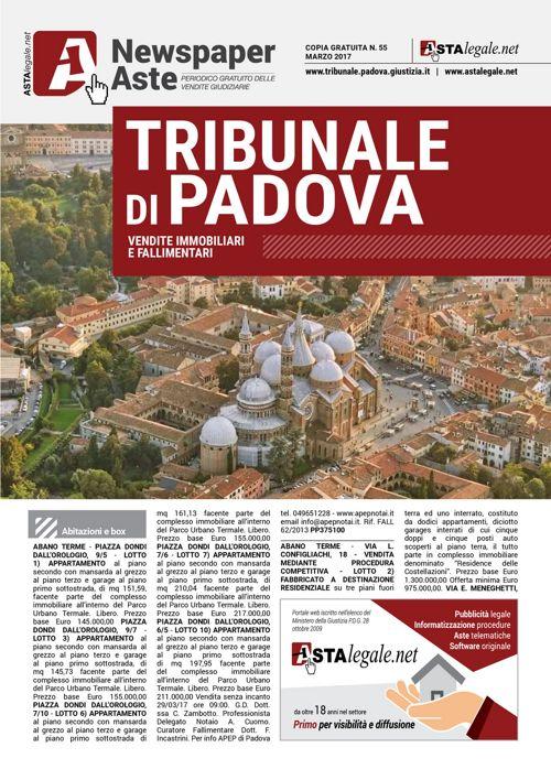 Padova marzo 2017