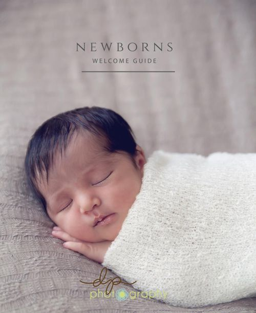 D.P.Photography Newborn Session Guide 2016