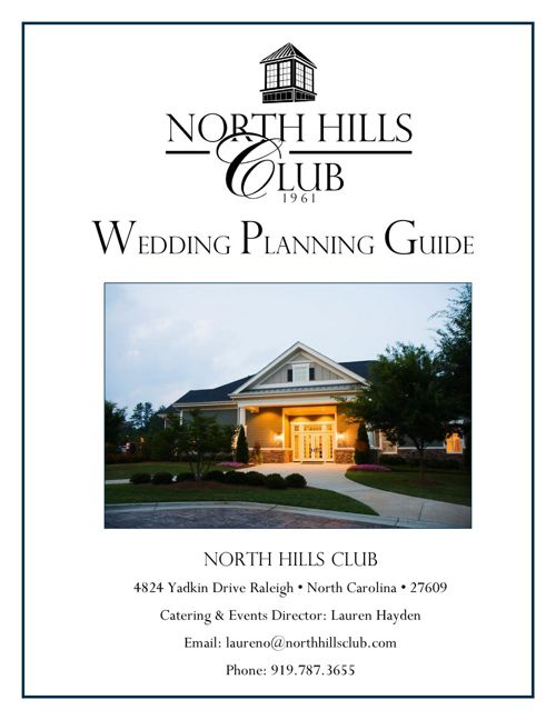 2017 Wedding Guide - Non Member