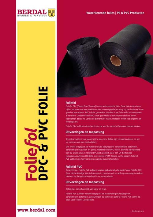 PE&PVC producten