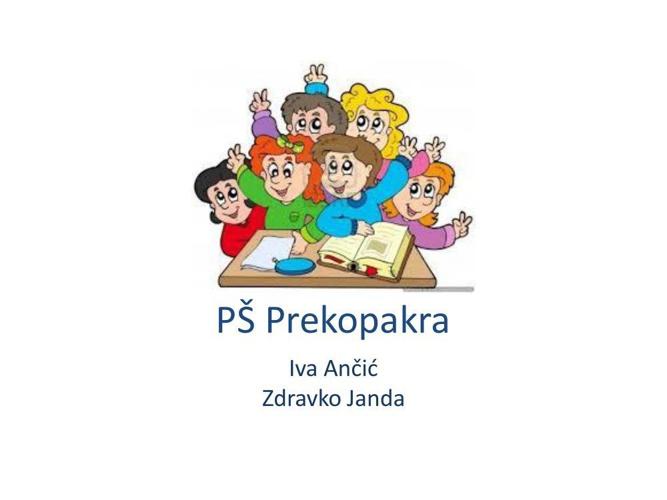 PŠ Prekopakra