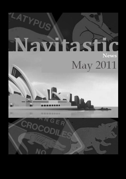 Navitastic News MAY 2011