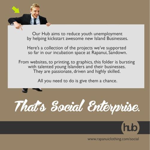 Social Enterprise Brochure