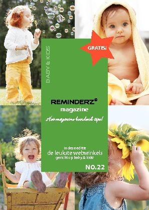 Reminderz Baby & Kids maart 2012