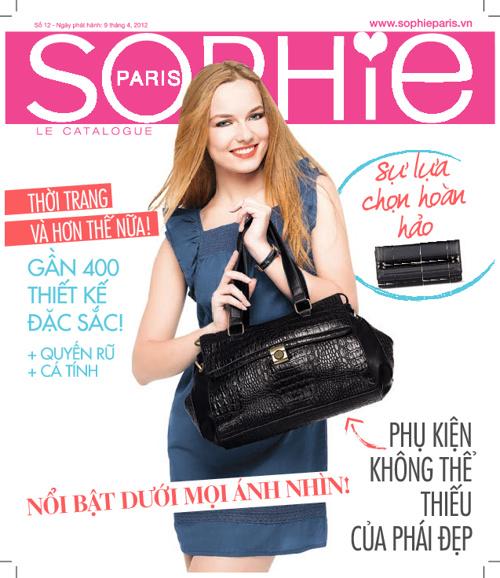 Catalogue sophie paris Việt Nam số 12