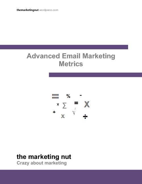 Advanced Email Marketing Metrics