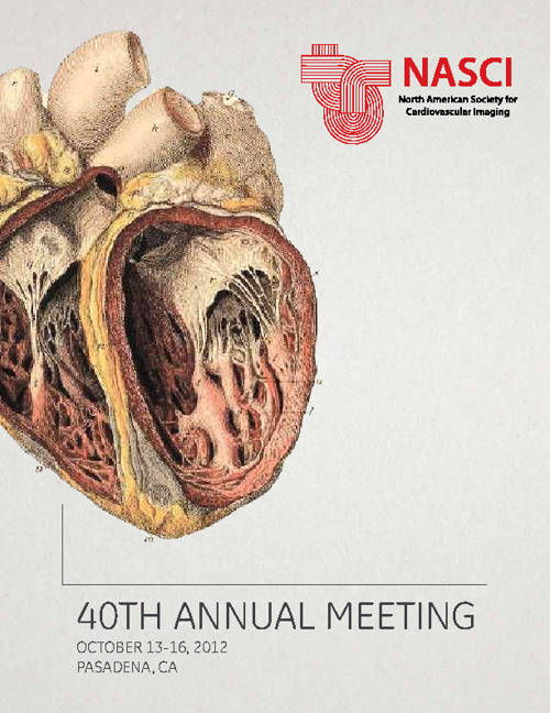 NASCI Meeting Brochure 2012