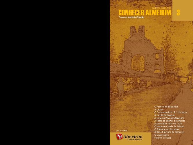 CONHECER ALMEIRIM 3