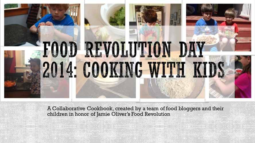 Food Revolution Day 2014: Cooking with Kids