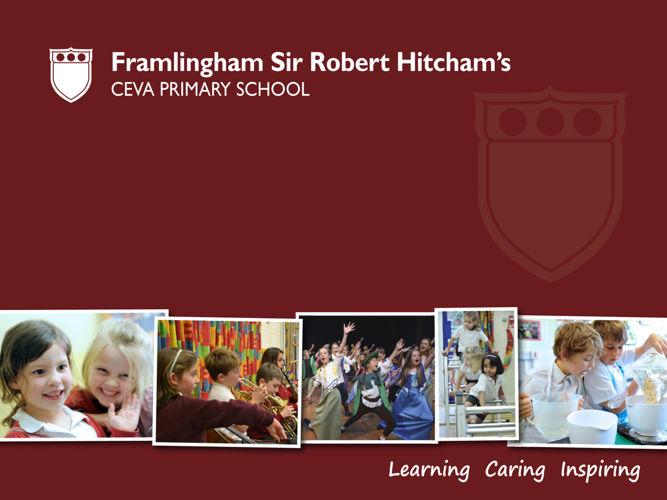 Framlingham Sir Robert Hitcham's Prospectus
