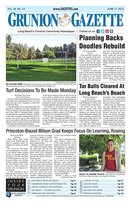 Grunion Gazette | 6-4-2015