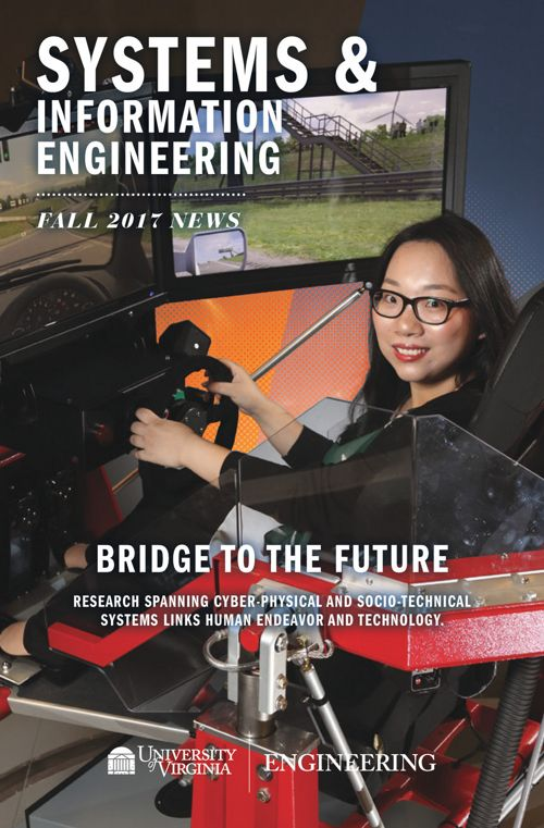 UVA Systems & Info. Engineering 2017-18 Research Newsletter