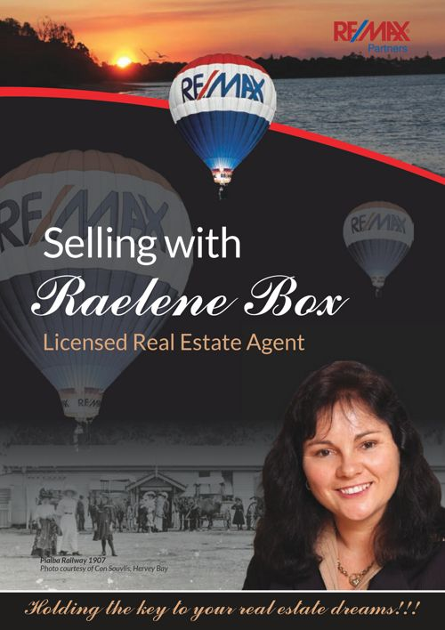 Selling With Raelene Box