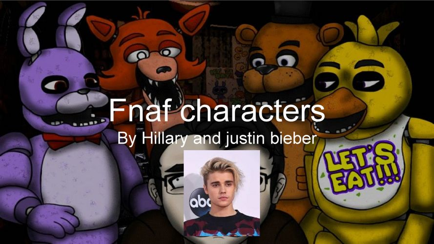 Fnaf by hilary and justin beiber (1)